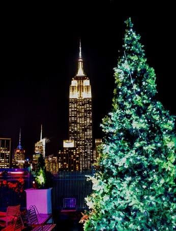 empire christmas tree