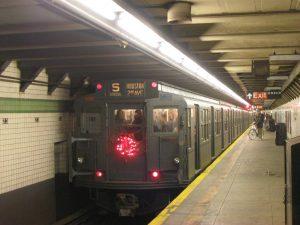 new york city subway