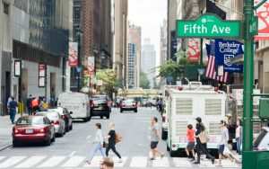 fifth avenue shopping
