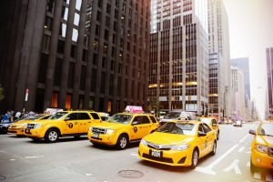 taxicabs new york