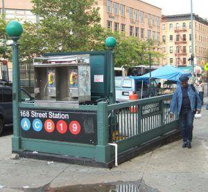 168th st subway