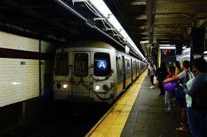 mta nyc subway A train