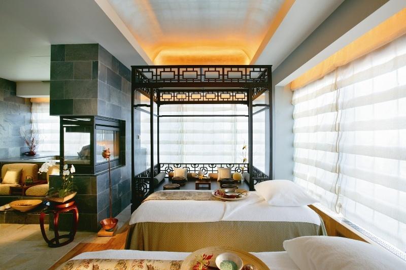 Mandarin Oriental New York Spa VIP Room