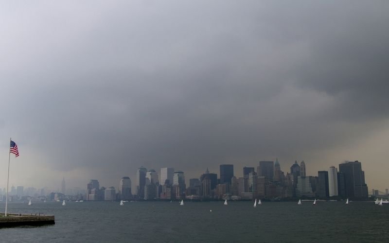 How Much does it Rain in New York