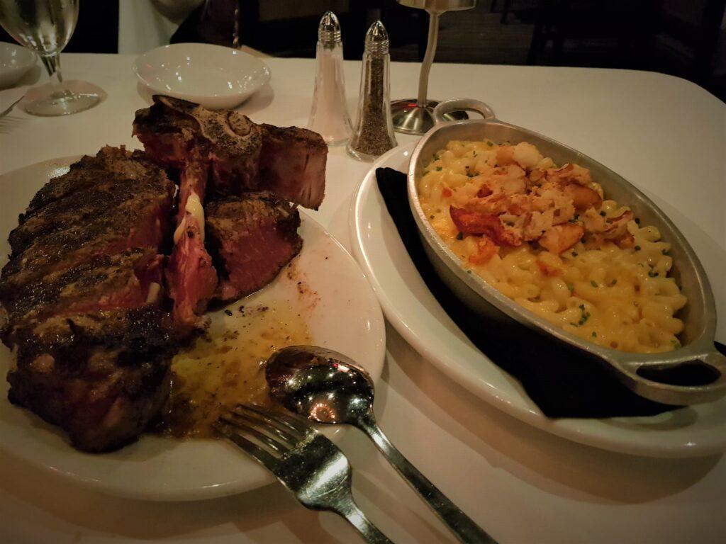 Porterhouse Ruth's Chris Steakhouse