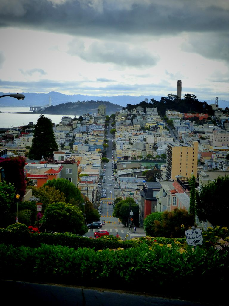 View from Russian Hill