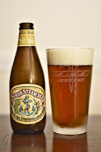 San Francisco Anchor Beer