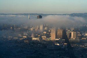 San Francisco winter