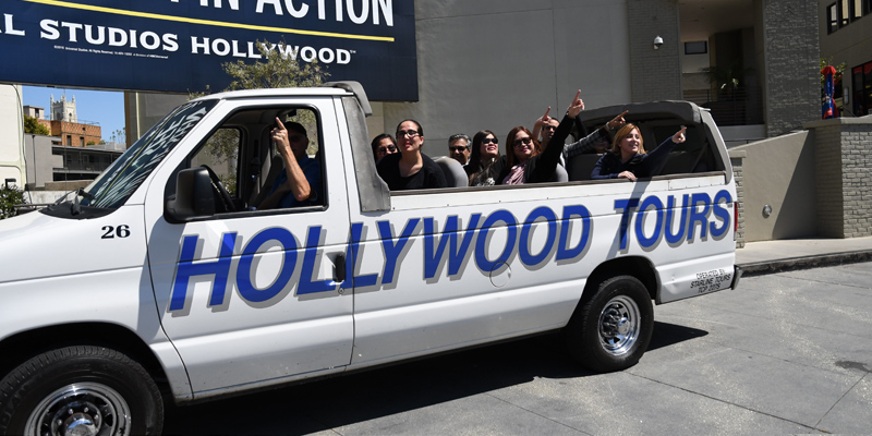 Hollywood Tours by Starline Tours
