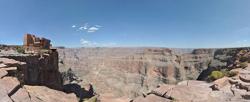 Grandcanyon skywalk