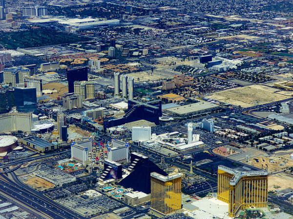 Las Vegas Ariel