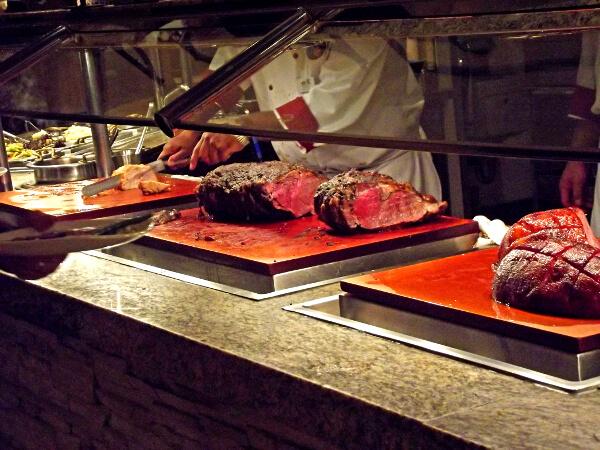 AYCE buffet