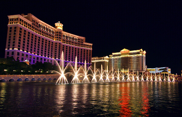 top 10 attractions las vegas