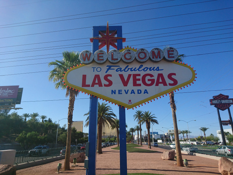 Where Is The Las Vegas Sign?
