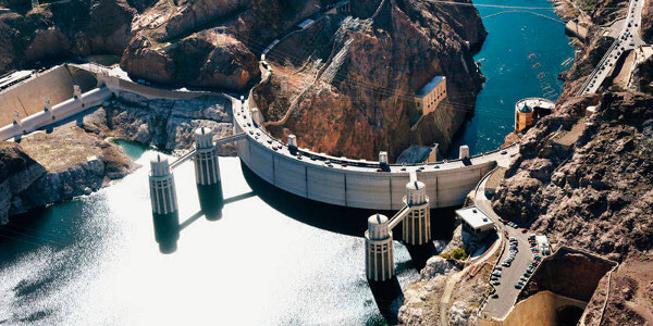 Hoover Dam Tour Grand Canyon