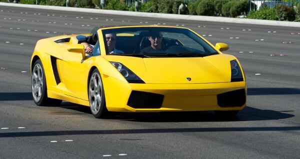 Lamborghini Gallardo Spyder sm