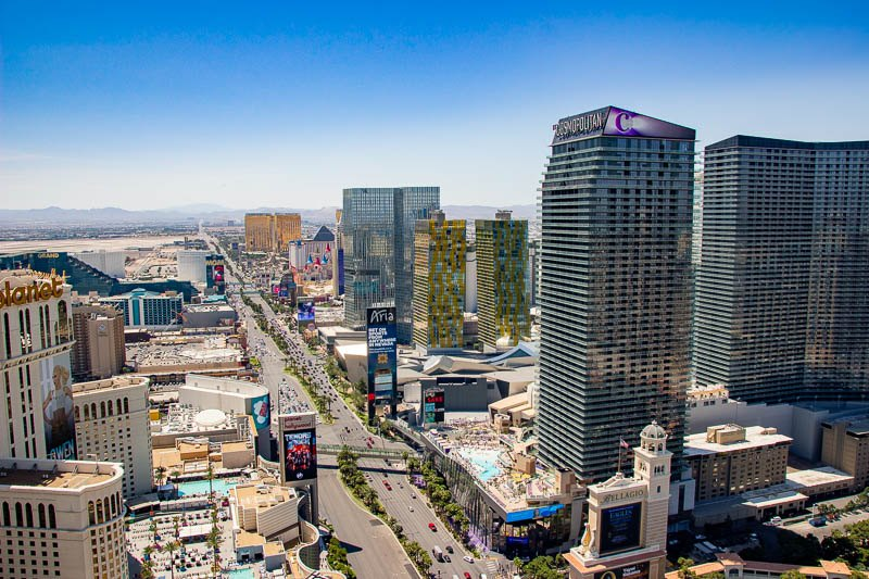 Getting Around Las Vegas without a Car