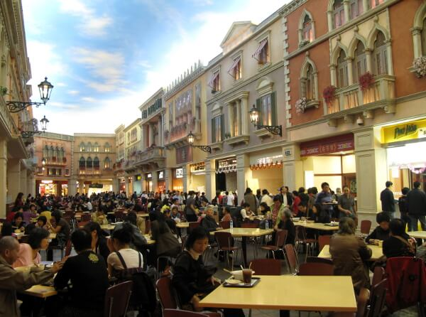The Venetian Macao Food Court