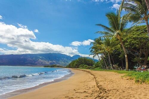 Beach Kihei Maui