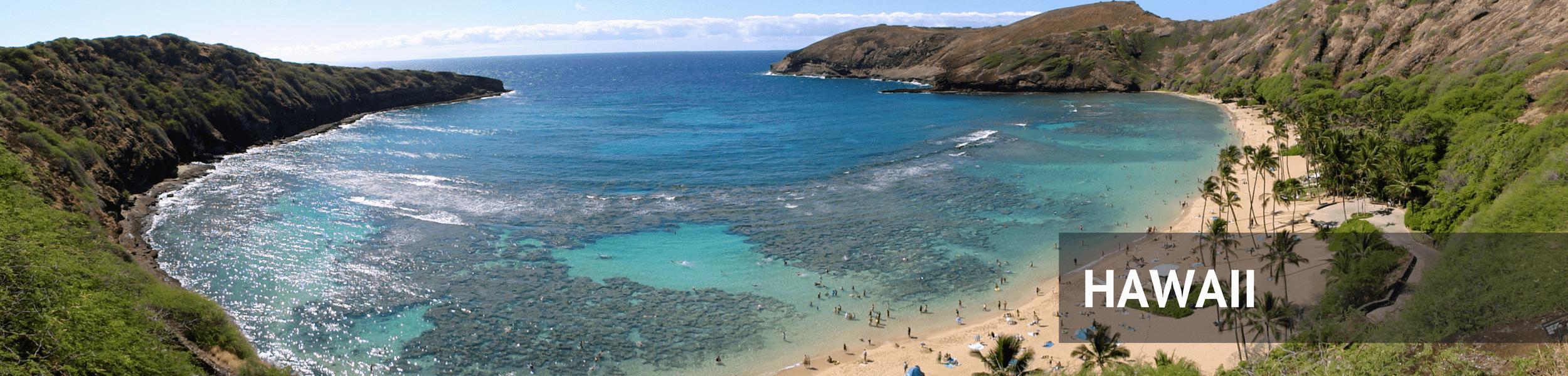 Best beaches in Oahu Hawaii