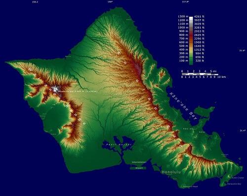 Oahu Rain