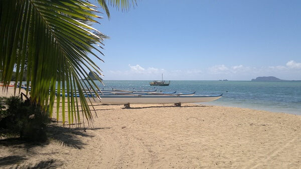 Secret Island Strand