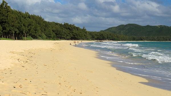 Waimanalo Beach Waimanalo Oahu Hawaii
