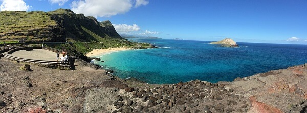 makapu'u overlook