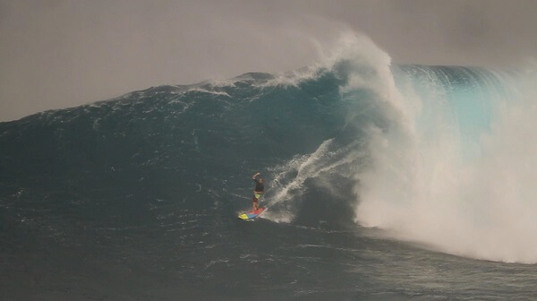 Jaws Peahi Maui winter