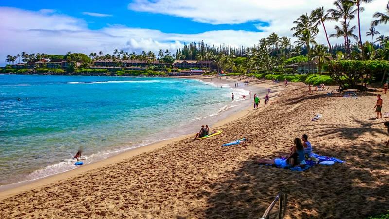 Napili Bay Beach Guide