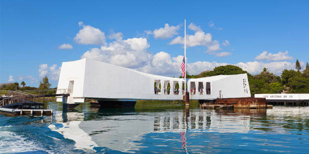 USS Arizona Memorial Audio Tour