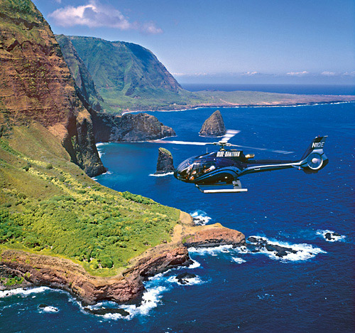 Blue Hawaiian Helicopter Tours Maui