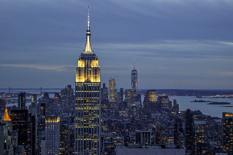 Empire State Building TOTR