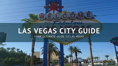 Las Vegas City Guide Icon