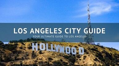 Los Angeles City Guide Icon