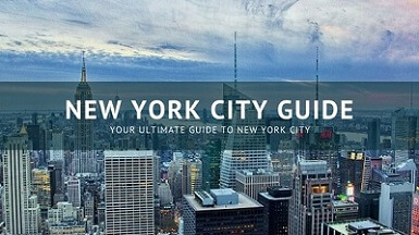 New York City Guide Icon