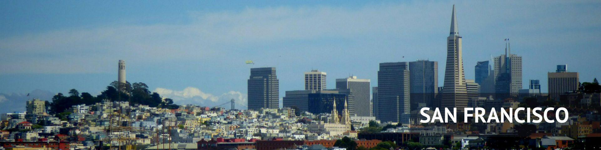 San Francisco Header