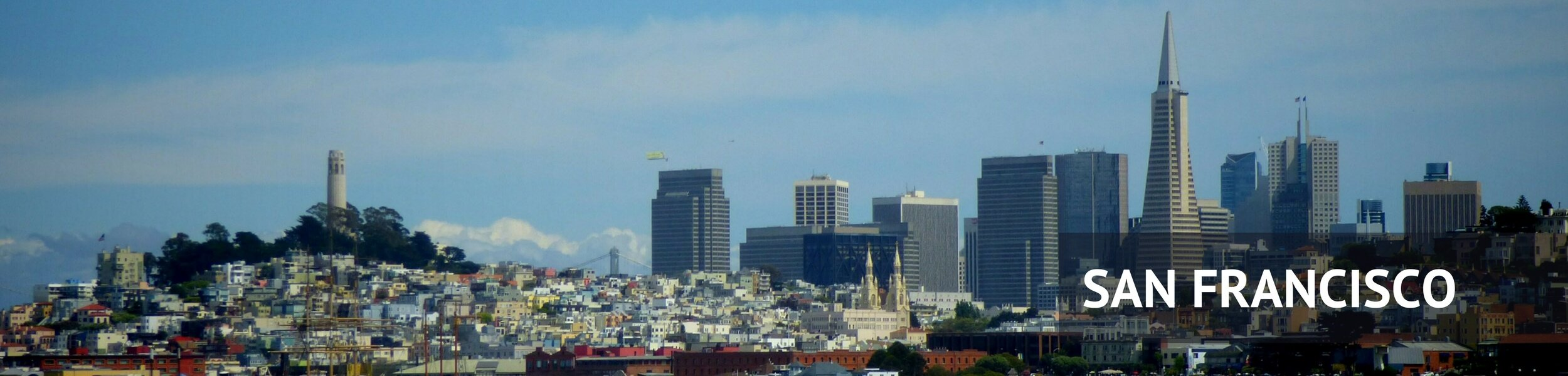 San Francisco Header