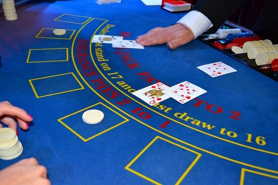 Blackjack Casino Gamble2