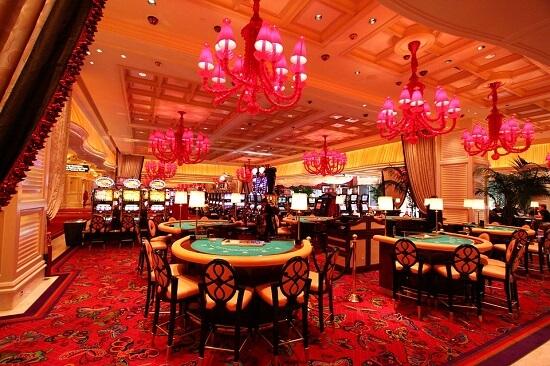 Las Vegas table games
