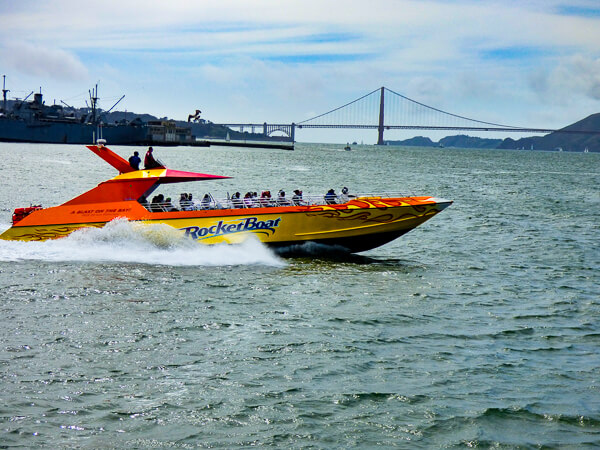 Rocket Boat