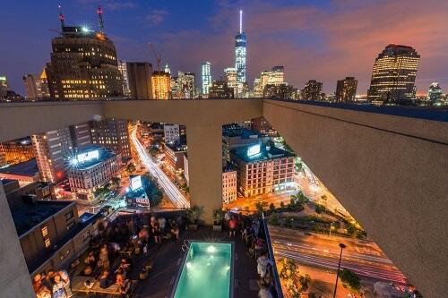 Best Rooftop Bars New York City