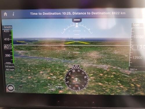 Pilots View Virgin Atlantic