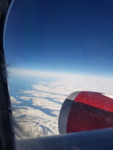 Cruise altitude 787 dreamliner virgin atlantic