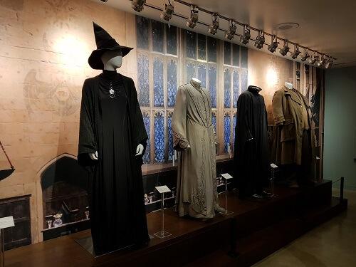 Harry Potter Original Costumes