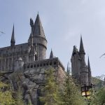 Hogwarts Universal Hollywood