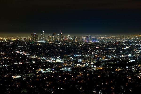 LA Skyline 1