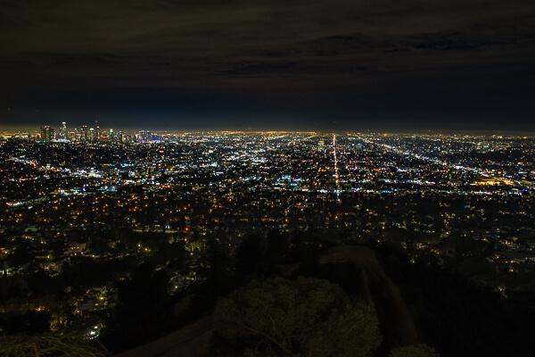 LA Skyline 2