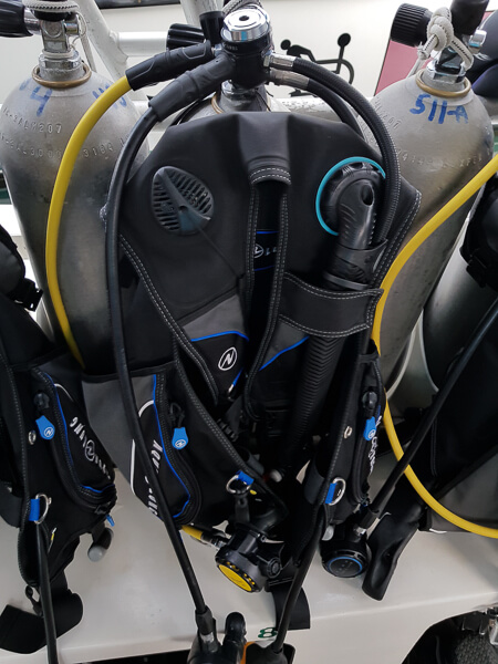 Lahaina Divers Rental Gear