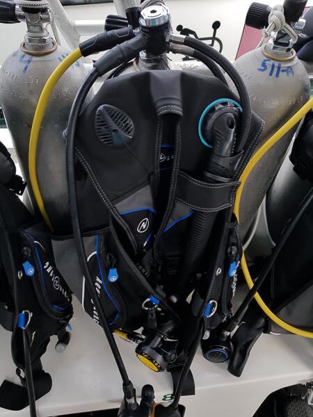 Lahaina Divers Rental Gear